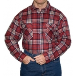 Flannelette Shirt Long Sleeve