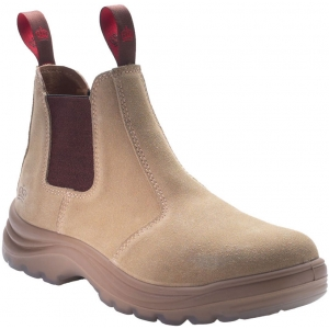 King Gee Flinders Suede Safety Boot