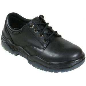 Mongrel Black Derby Shoe 210025