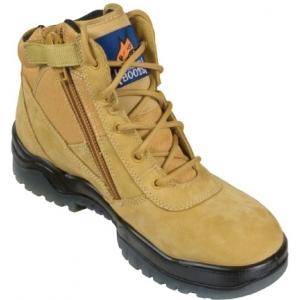 Mongrel Wheat Zip Sider Boot 261050