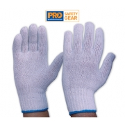 Interlock Poly / Cotton Liner Ambidextrous Glove - Mens