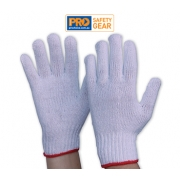Interlock Poly / Cotton Liner Ambidextrous Glove - Ladies