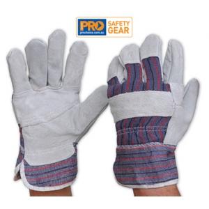 Candy Stripe Glove
