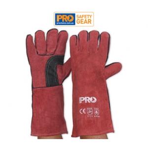 Red Kevlar Glove