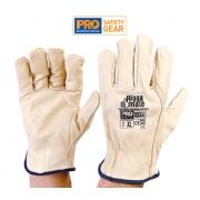 Riggamate Cow Grain Premium Glove