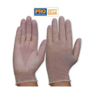 Clear Vinyl - General Purpose Gloves