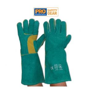 Greenie - Green and Gold Glove
