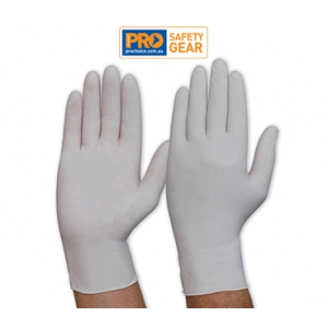 Natural Latex - Examination Gloves