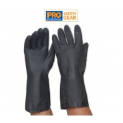 Black Neoprene Glove