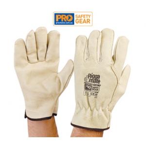 Riggamate Pig Grain Leather
