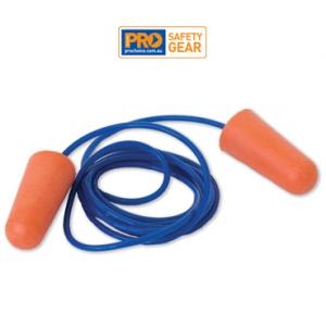 ProPlug Disposable Corded Earplugs