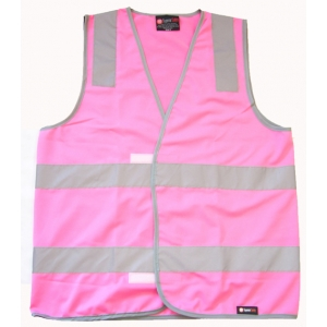 Day Night Vest Pink