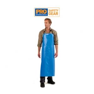PVC Apron - Blue