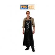 PVC Apron - Black