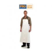 PVC Apron - White
