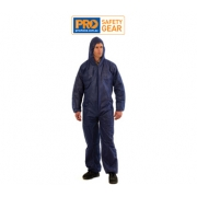 Disposable Coveralls - Blue