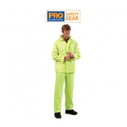 Hi-Vis Rain Suit - Jacket & Pant Set