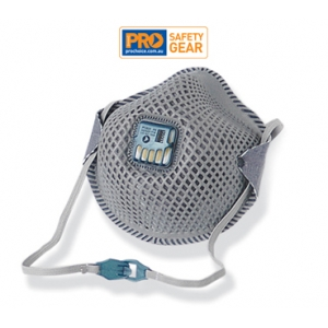 ProMesh Respirator P2 with Valve and Active Carbon Filter