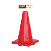 Orange Hi-Vis Traffic Cones