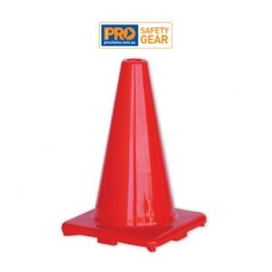 Orange Hi-Vis Traffic Cones